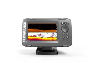 Фото эхолота Lowrance HOOK2-5 SplitShot US COASTAL/ROW