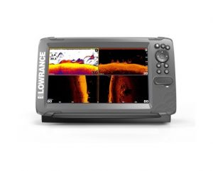 Фото эхолота Lowrance HOOK2-9 TripleShot US Coastal/ROW